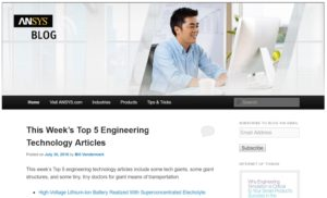 Ansys-blog